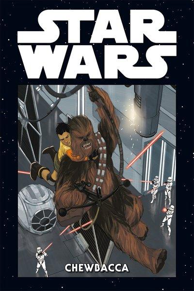 Star Wars Marvel Comics-Kollektion, Band 14: Chewbacca (09.11.2021)