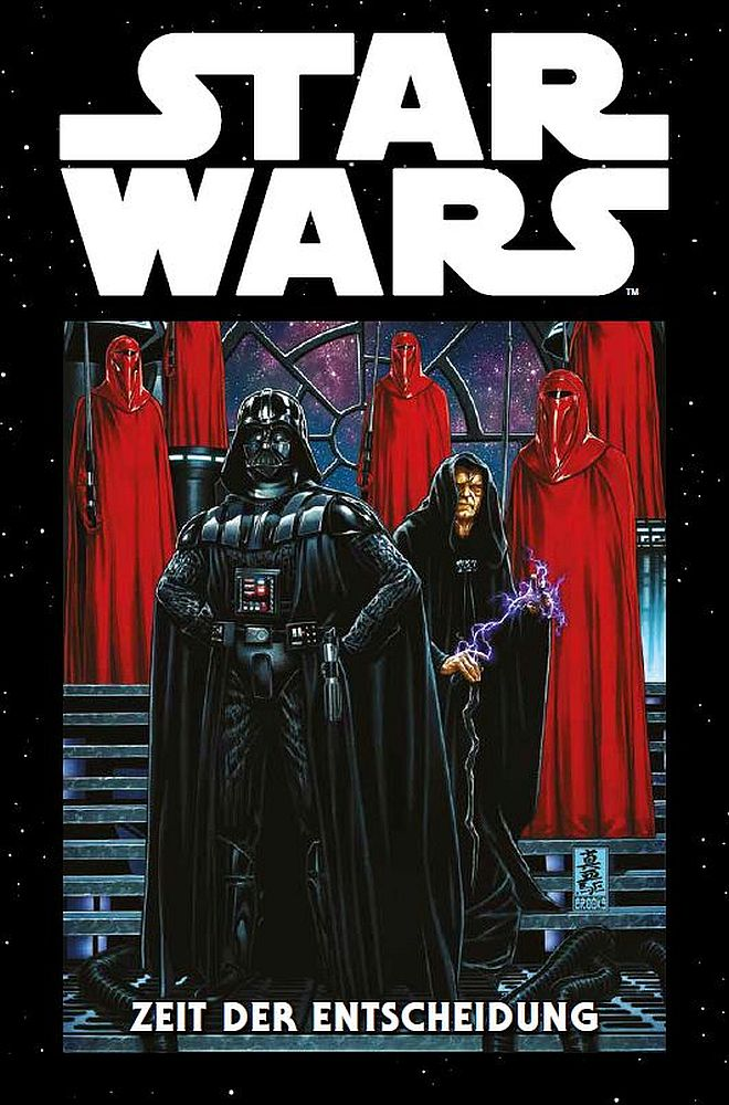 Star Wars Marvel Comics-Kollektion, Band 15: Darth Vader - Zeit der Entscheidung (23.11.2021)