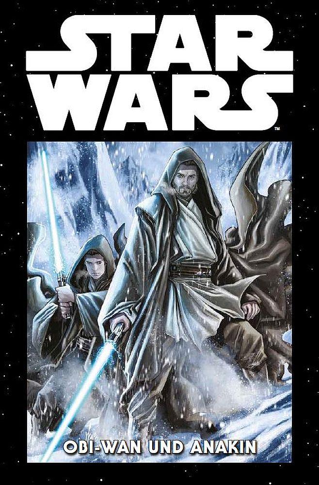 Star Wars Marvel Comics-Kollektion, Band 16: Obi-Wan und Anakin (07.12.2021)