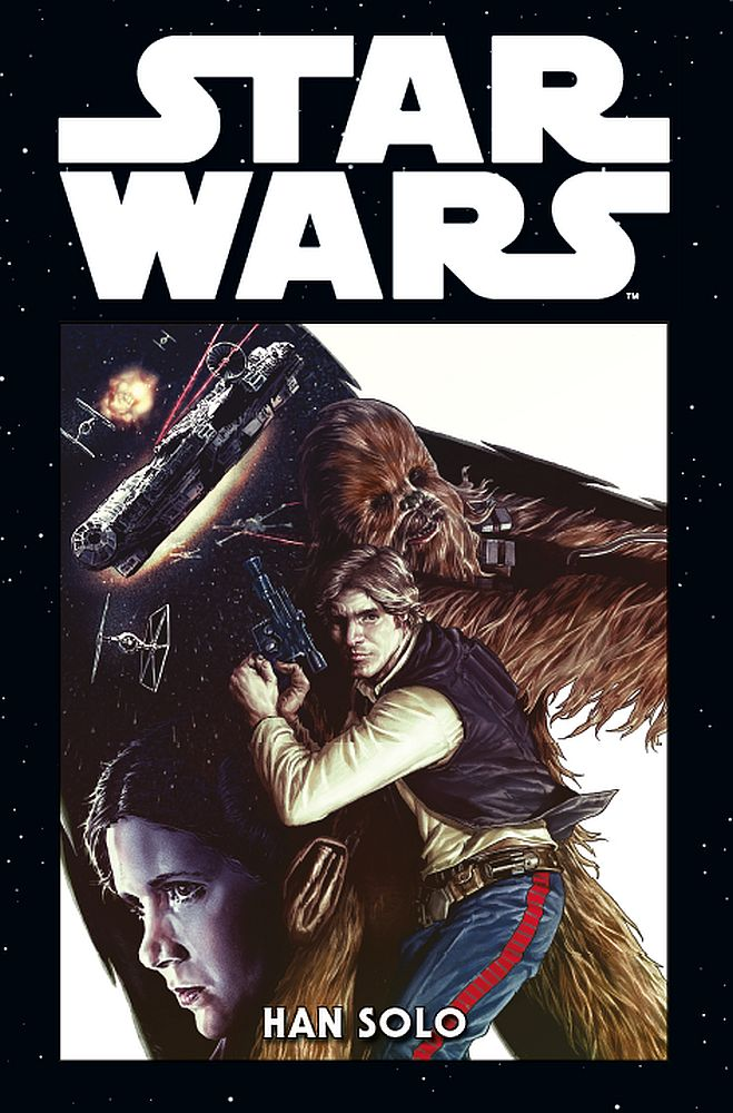 Star Wars Marvel Comics-Kollektion, Band: 18: Han Solo (11.01.2022)