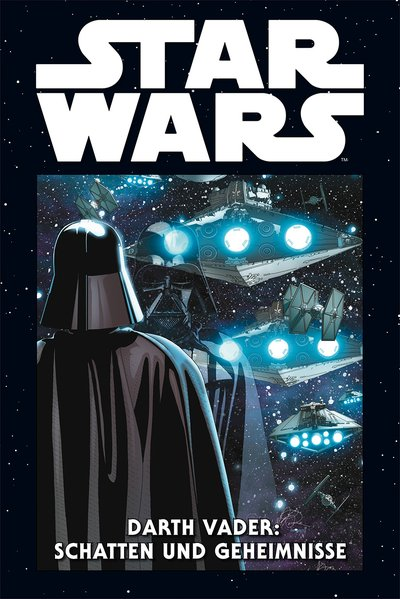 Star Wars Marvel Comic-Kollektion, Band 6: Darth Vader: Schatten und Geheimnisse (27.07.2021)