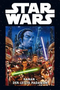 Star Wars Marvel Comics-Kollektion, Band 7: Kanan - Der letzte Padawan (03.08.2021)