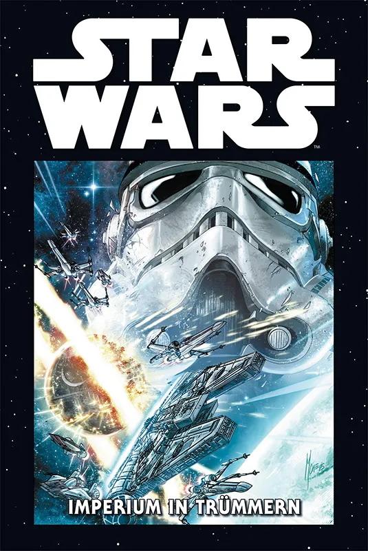Star Wars Marvel Comics-Kollektion, Band 8: Imperium in Trümmern (17.08.2021)