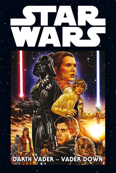 Star Wars Marvel Comics-Kollektion, Band 9: Darth Vader - Vader Down (31.08.2021)
