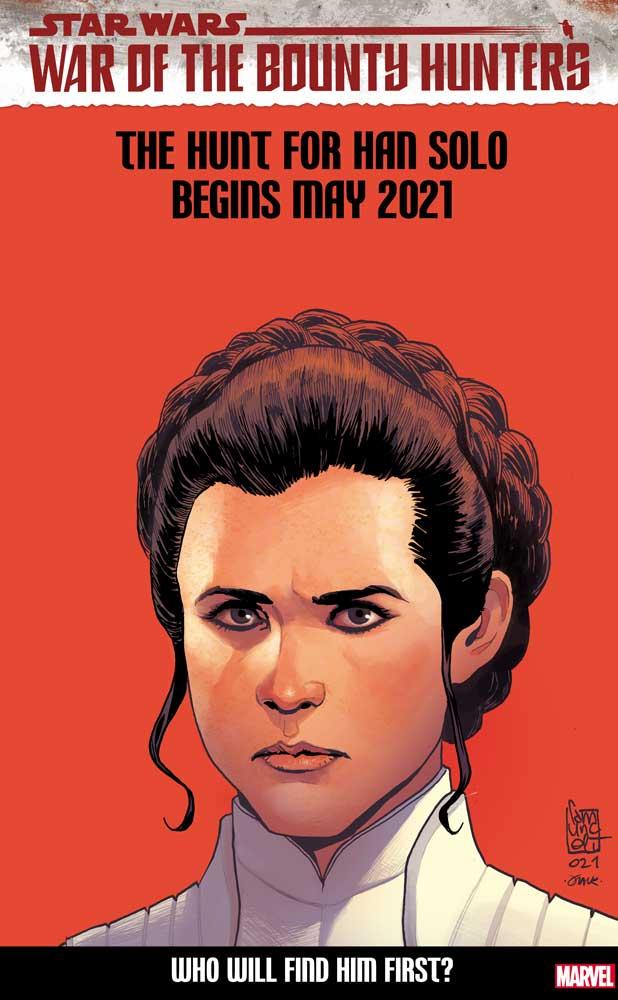 Star Wars #15 (Giuseppe Camuncoli Variant Cover) (07.07.2021)