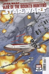 Star Wars #15 (Paul Renaud Variant Cover) (28.07.2021)