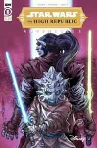 The High Republic Adventures #6 (21.07.2021)