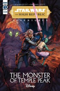 The High Republic Adventures: The Monster of Temple Peak #1 (August 2021)