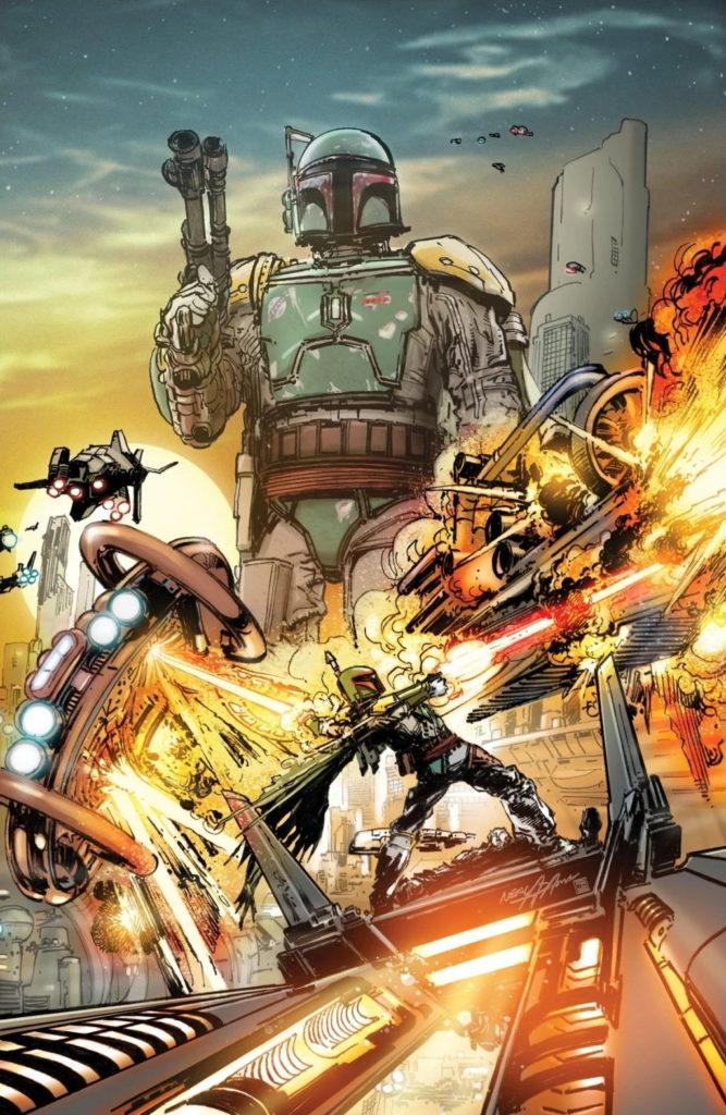 War of the Bounty Hunters Alpha #1 (Neal Adams EliteComics11 Virgin Variant Cover) (05.05.2021)