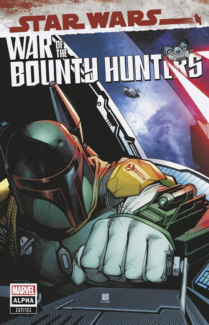 War of the Bounty Hunters Alpha #1 (Bernard Chang TFAW Variant Cover) (05.05.2021)