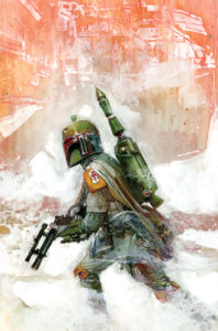War of the Bounty Hunters Alpha #1 (Tommy Lee Edwards Ultimate Comics Virgin Variant Cover) (05.05.2021)