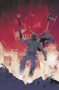 War of the Bounty Hunters Alpha #1 (Stefano Landini The Comic Book Dealer Virgin Variant Cover) (05.05.2021)