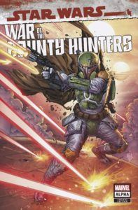 War of the Bounty Hunters Alpha #1 (Ken Lashley Gotham Central Comics Variant Cover) (05.05.2021)