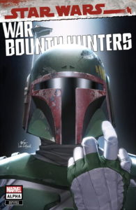 War of the Bounty Hunters Alpha #1 (InHyuk Lee Variant Cover) (05.05.2021)