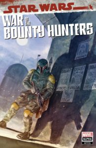 War of the Bounty Hunters Alpha #1 (David Lopez Mega Gaming and Comics Variant Cover) (05.05.2021)