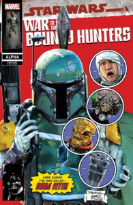 War of the Bounty Hunters Alpha #1 (Mike Mayhew Studio Variant Cover) (05.05.2021)