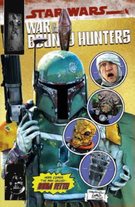 "War of the Bounty Hunters Alpha #1 (Mike Mayhew Studio ""Second Printing"" Variant Cover) (05.05.2021)"