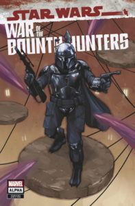 War of the Bounty Hunters Alpha #1 (Phil Noto State of Comics Variant Cover) (05.05.2021)