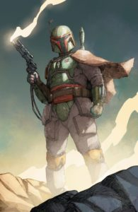 War of the Bounty Hunters Alpha #1 (Khoi Pham Frankie's Comics Virgin Variant Cover) (05.05.2021)