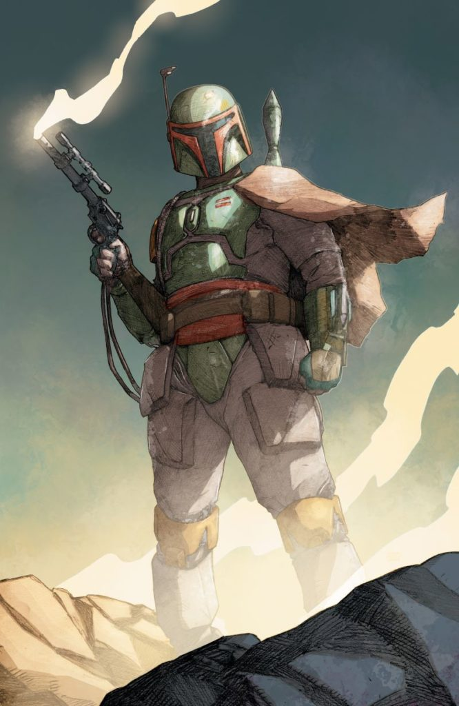 War of the Bounty Hunters Alpha #1 (Khoi Pham Frankie's Comics Virgin Variant Cover) (05.05.2021)