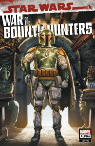 War of the Bounty Hunters Alpha #1 (Mico Suayan Variant Cover) (05.05.2021)