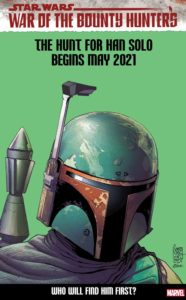 War of the Bounty Hunters #2 (Giuseppe Camuncoli Variant Cover) (14.07.2021)