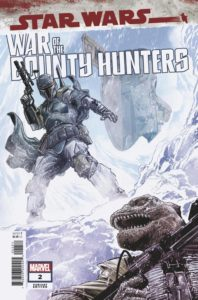 War of the Bounty Hunters #2 (Marco Checchetto Variant Cover) (14.07.2021)