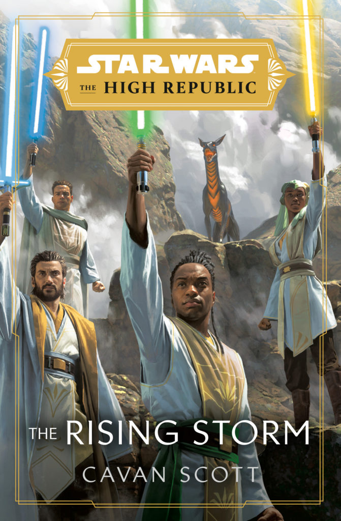 The High Republic: The Rising Storm (Target Exclusive Edition) (29.06.2021)