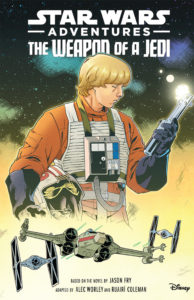 Star Wars Adventures: The Weapon of a Jedi (07.12.2022)