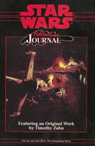 Star Wars Adventure Journal #1 (01.02.1994)
