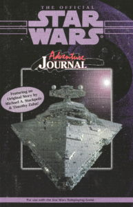 Star Wars Adventure Journal #13 (01.05.1997)