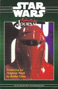 Star Wars Adventure Journal #4 (01.11.1994)