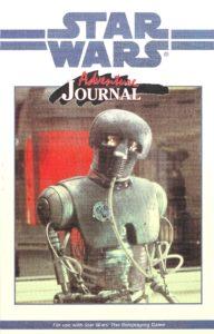 Star Wars Adventure Journal #5 (01.02.1995)