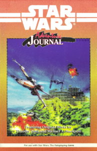 Star Wars Adventure Journal #7 (01.08.1995)