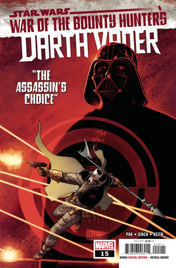 Darth Vader #15 (25.08.2021)