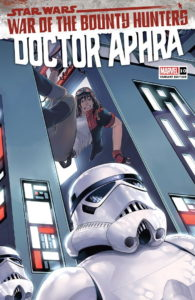 Doctor Aphra #10 (Meghan Hetrick Comic Book Exclusives Variant Cover) (26.05.2021)
