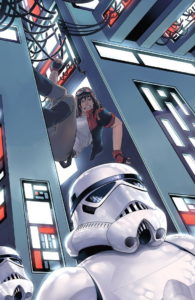 Doctor Aphra #10 (Meghan Hetrick Comic Book Exclusives Virgin Variant Cover) (26.05.2021)