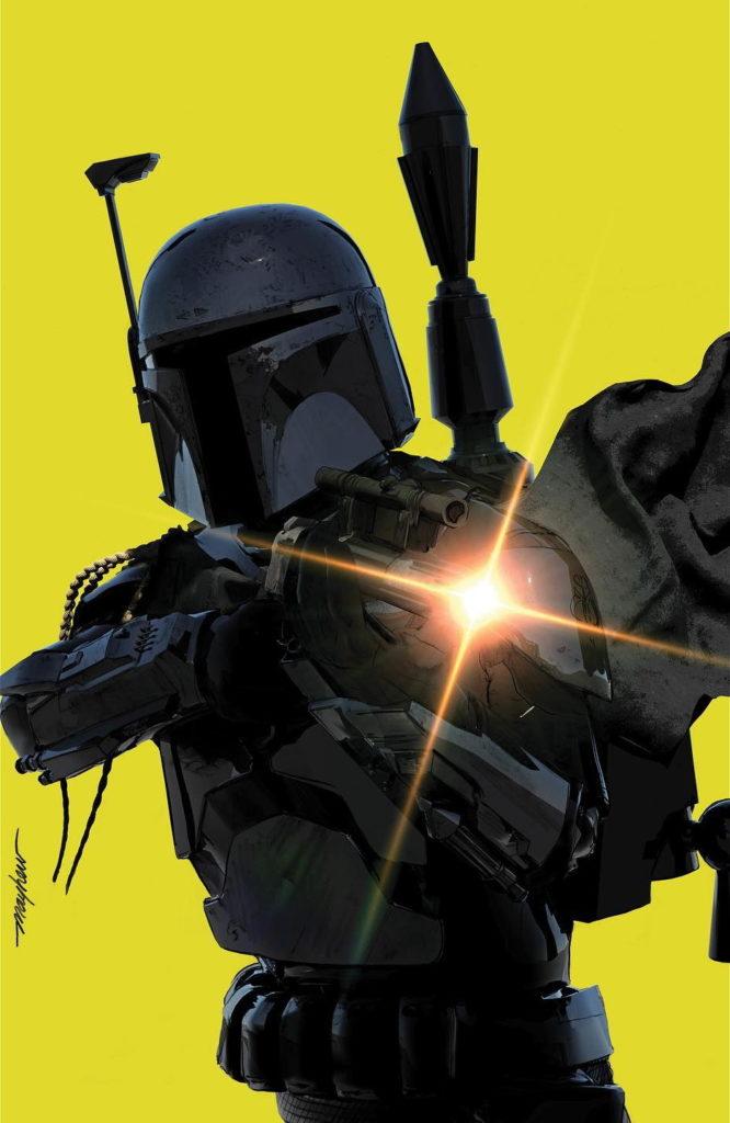 Star Wars #13 (Mike Mayhew Studio Shadow Variant Cover) (12.05.2021)