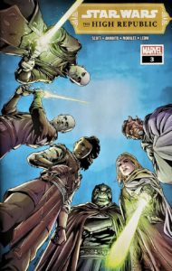 The High Republic #3 (Carlo Pagulayan Walmart Variant Cover) (Mai 2021)