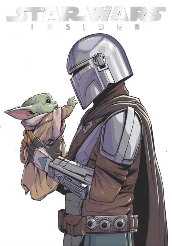 Star Wars Insider #203 (Foil Cover) (08.06.2021)