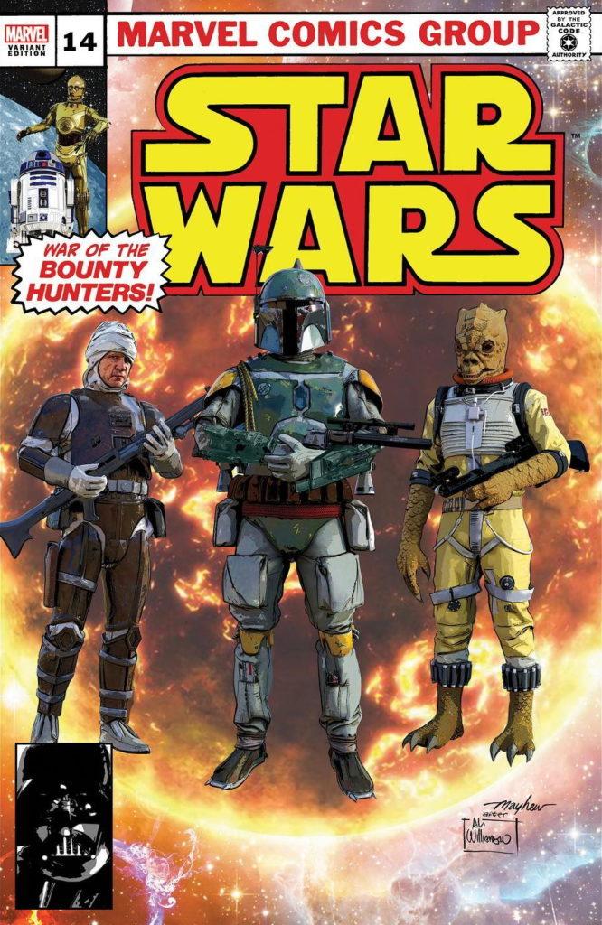 Star Wars #14 (Mike Mayhew Studio Variant Cover) (16.06.2021)