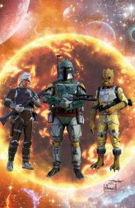 Star Wars #14 (Mike Mayhew Studio Virgin Variant Cover) (16.06.2021)