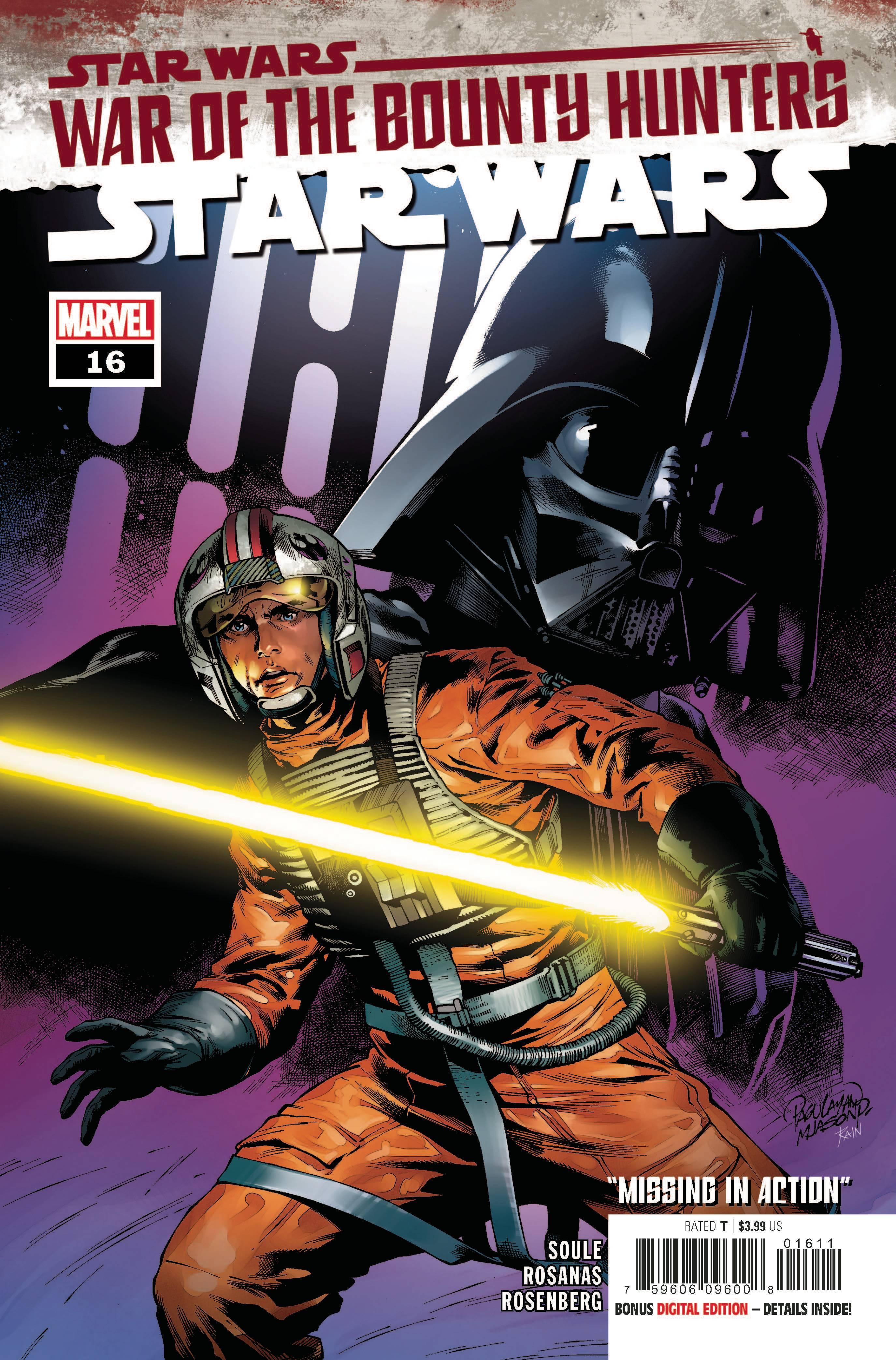 Star Wars #16 (18.08.2021)