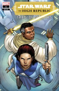 The High Republic: Trail of Shadows #1 (Ario Anindito Variant Cover) (06.10.2021)