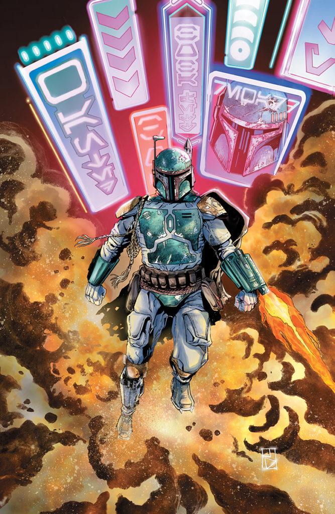 War of the Bounty Hunters #1 (Jan Duursema Unknown Comic Books Virgin Variant Cover) (02.06.2021)