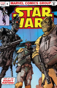 War of the Bounty Hunters #1 (John McCrea Ultimate Comics Variant Cover) (02.06.2021)