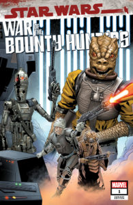 War of the Bounty Hunters #1 (Will Sliney Variant Cover) (02.06.2021)
