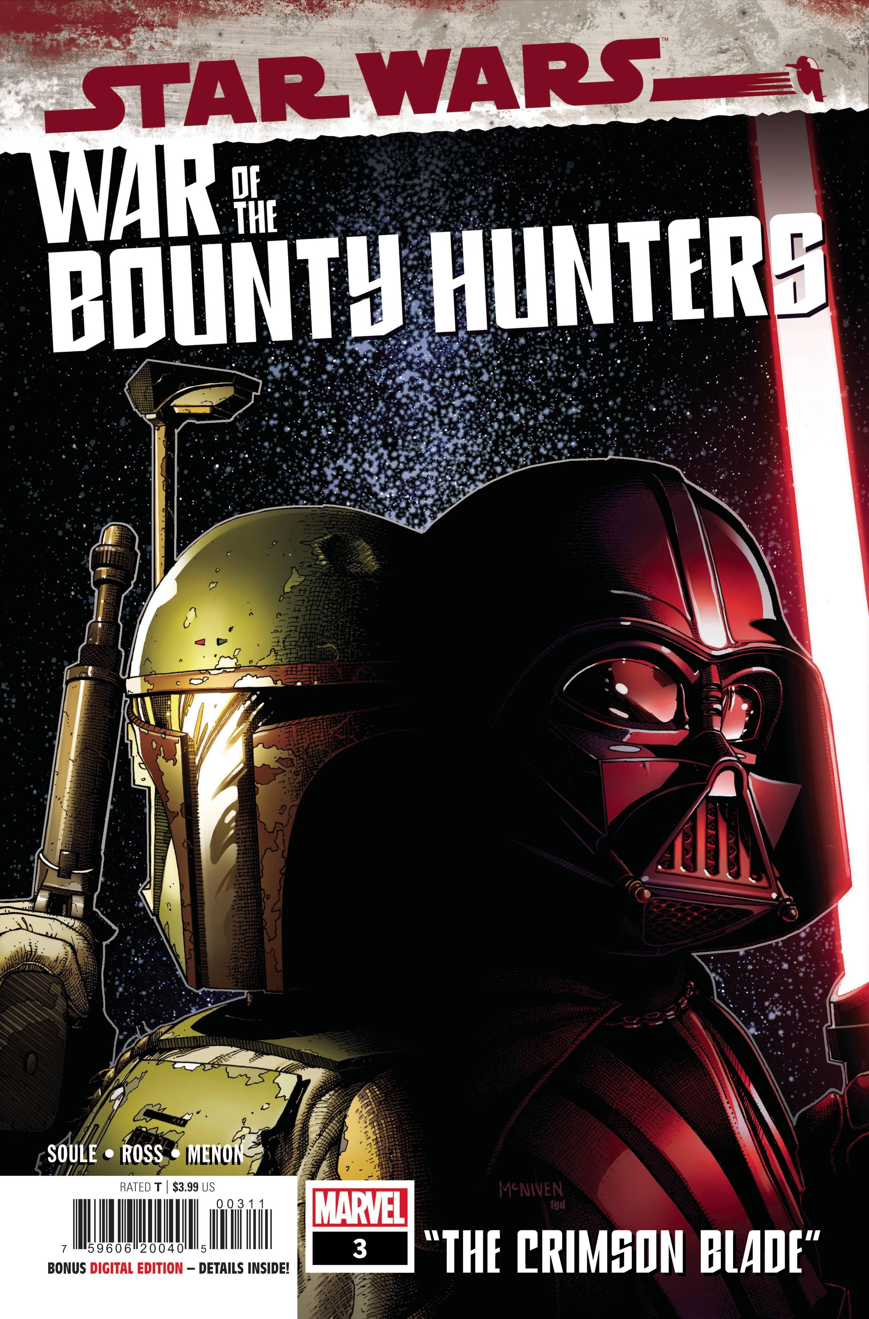 War of the Bounty Hunters #3 (18.08.2021)