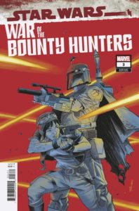 War of the Bounty Hunters #3 (Declan Shalvey Variant Cover) (11.08.2021)
