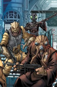 War of the Bounty Hunters #1 (Todd Nauck Virgin Variant Cover) (02.06.2021)